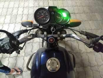Yamaha Libero Front Tyre