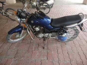 Yamaha Libero Rear Tyre
