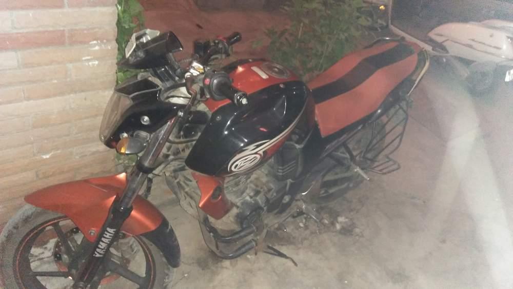 Yamaha Fz Front View
