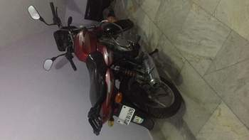 Bajaj Discover 125 Front View