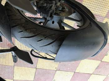 Ktm 200 Duke Rear Tyre