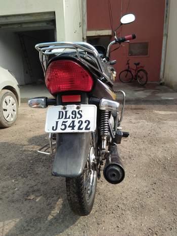 Hero Honda Passion Front Tyre