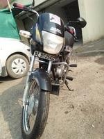 Hero Honda Passion Right Side