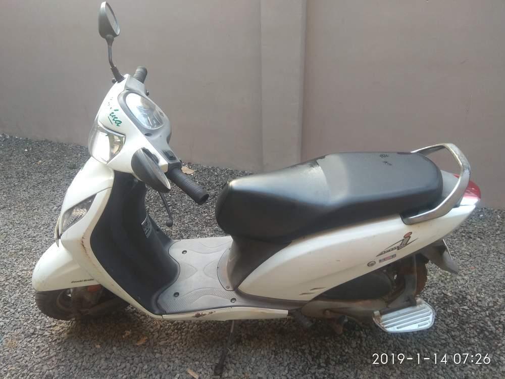 Honda Activa I Right Side