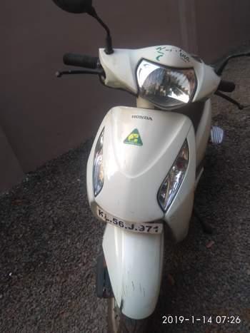 Honda Activa I Left Side