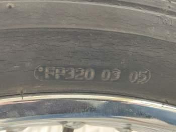 Royal Enfield Bullet 350 Rear Tyre