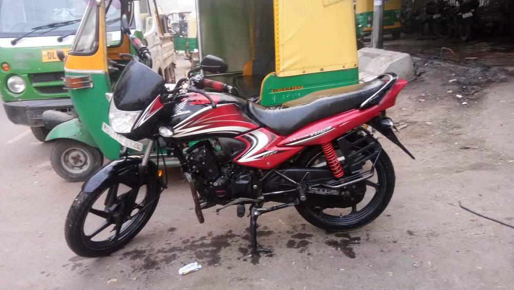 Used Honda Dream Yuga Bike In North West Delhi 2015 Model India At Best Price Id 24201
