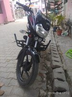 Bajaj Discover 100 Right Side