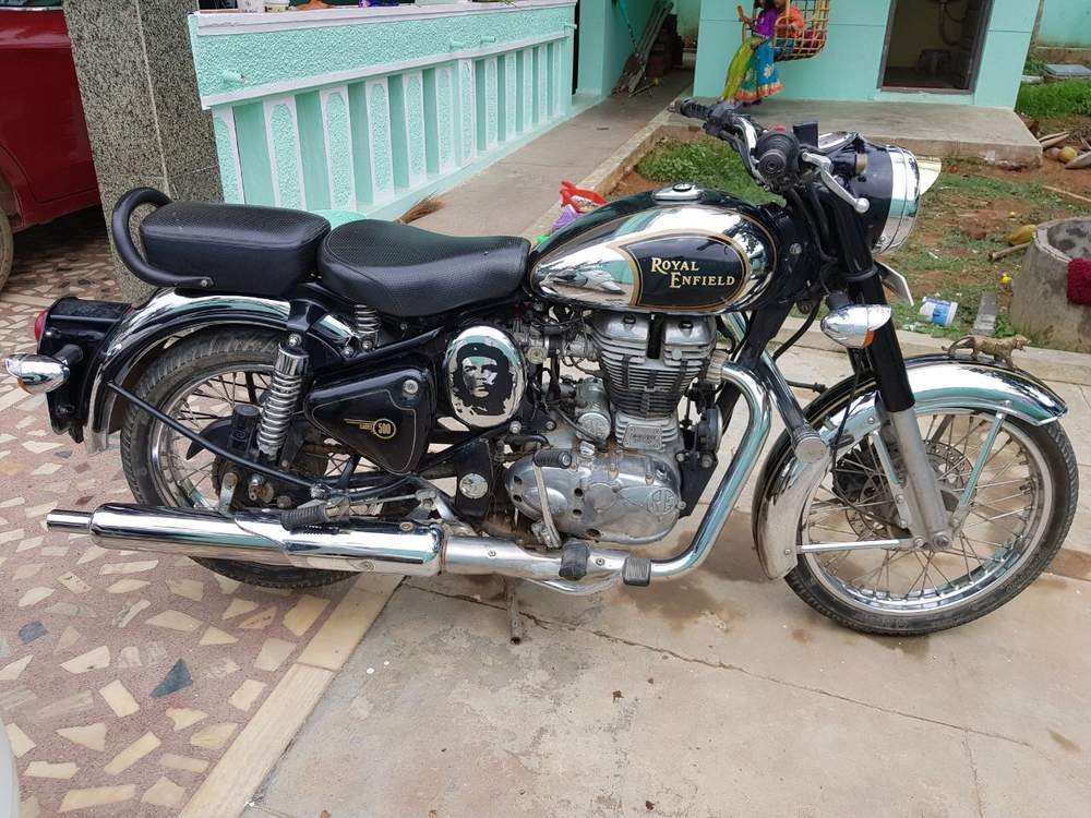 Used Royal Enfield Bullet 500 Bike in Bangalore 2012 model, India at Best  Price, ID 24784