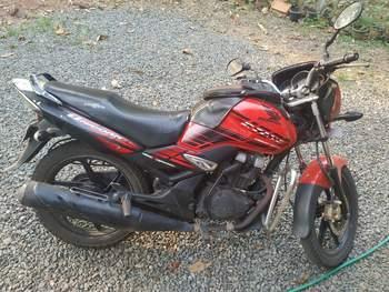 Honda Cb Unicorn Left Side