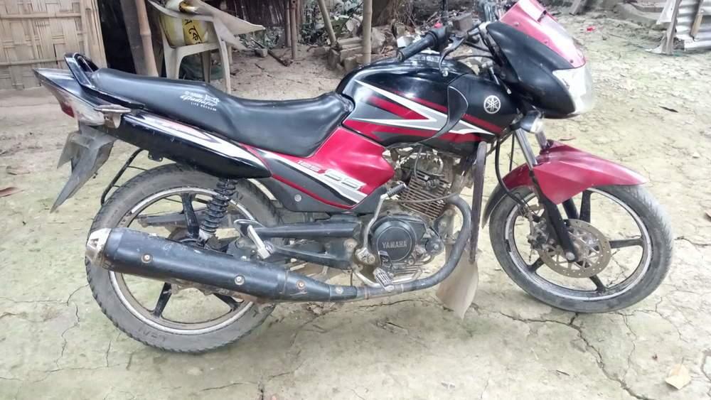 Yamaha Ss 125 Engine