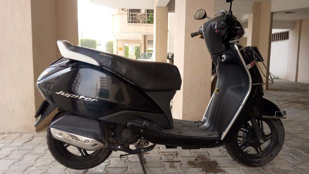 Tvs Jupiter Rear View