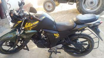 Yamaha Fz S V20 Fi Left Side