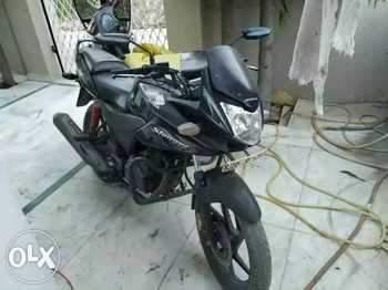 Honda Cb 1000r Left Side