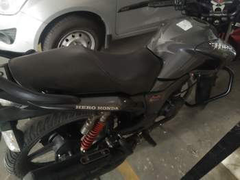 Hero Honda Hunk Front Tyre