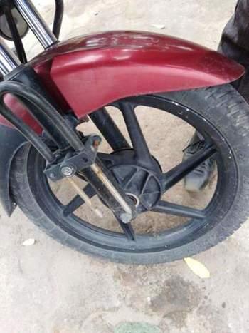 Bajaj Discover 125m Rear Tyre