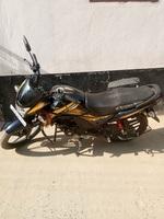 Honda Cb Shine Sp Left Side