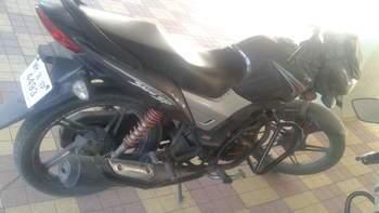 Honda Cb Shine Sp Right Side
