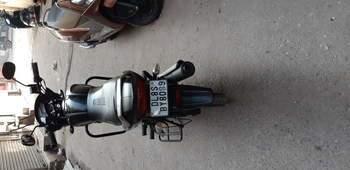 Yamaha Saluto Front Tyre