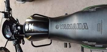 Yamaha Saluto Left Side