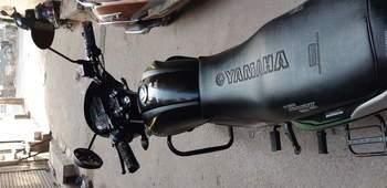 Yamaha Saluto Rear Tyre
