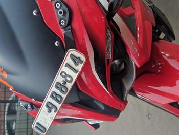 Bajaj Pulsar Rs 200 Fuel Tank