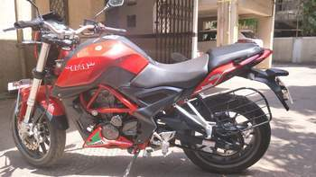Benelli Tnt 25 Front Tyre
