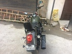 Um Motorcycles Renegade Commando Left Side