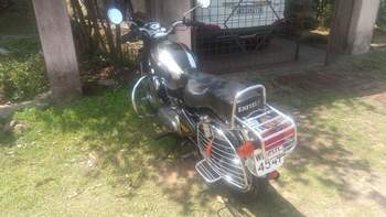 Royal Enfield Machismo Right Side