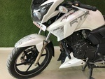 Tvs Apache Rtr 180 Right Side