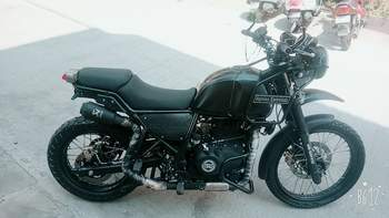 Royal Enfield Himalayan Front Tyre