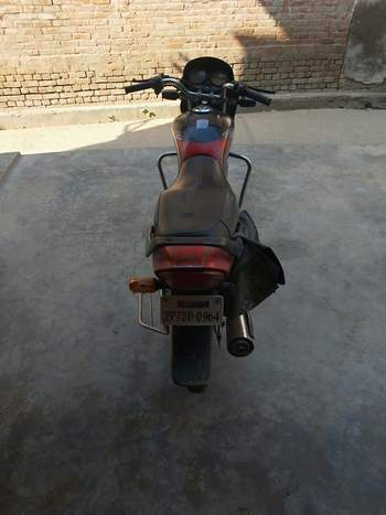 Hero Honda Passion Pro Front View