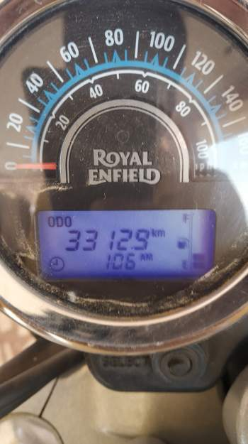 Royal Enfield Thunderbird 500 Front Tyre