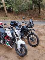 Benelli Tnt 25 Rear Tyre