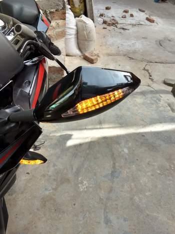 Bajaj Pulsar Rs 200 Left Side