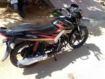 Mahindra Centuro Rockstar Front Tyre