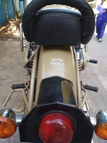 Royal Enfield Bullet 500 Front Tyre