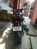 Bajaj Discover 150s Right Side