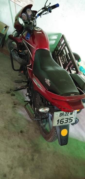 Honda Dream Yuga Right Side