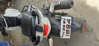 Tvs Apache Rtr 160 Left Side