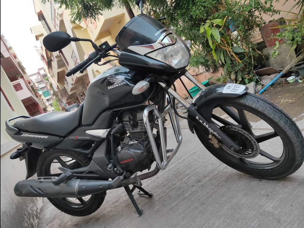 used honda cb unicorn bike in pune 2009 model india at