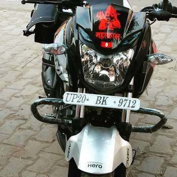 Hero Xtreme 200r Right Side