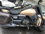 Um Motorcycles Renegade Commando Right Side