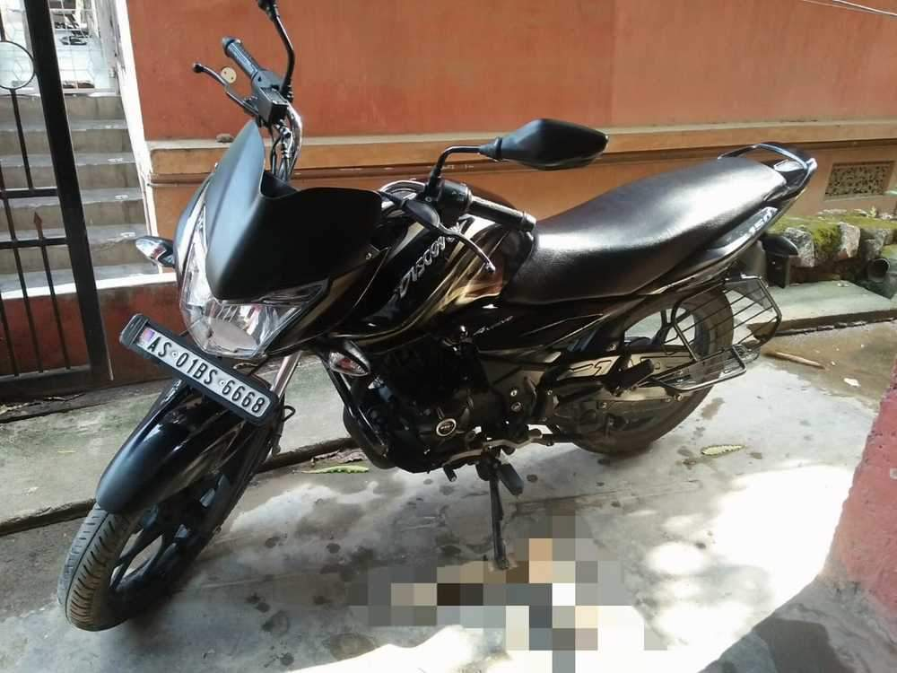 Bajaj Discover 150s Front Tyre