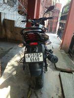 Bajaj Discover 150s Left Side