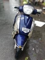 Suzuki Access 125 Front Tyre