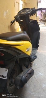 Honda Activa Right Side