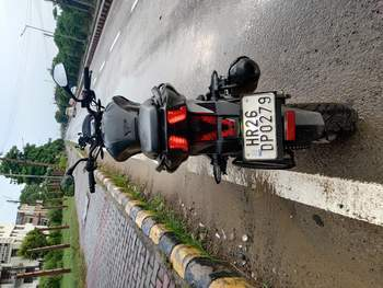 Bajaj Dominar 400 Left Side