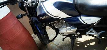 Bajaj V15 Left Side