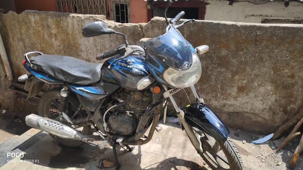 Bajaj Discover 125m Front Tyre